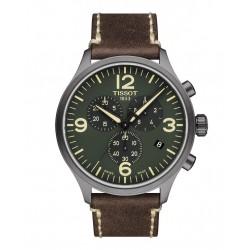 Reloj Tissot Chrono XL Cuarzo de acero para hombre