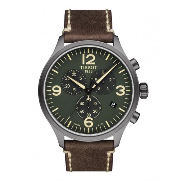 Reloj Tissot Chrono XL T116.617.36.097.00 Cuarzo de acero para hombre