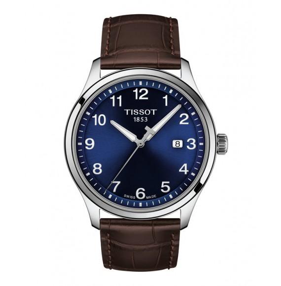 Reloj Tissot Gent XL Classic T116.410.16.047.00 Cuarzo de acero para hombre