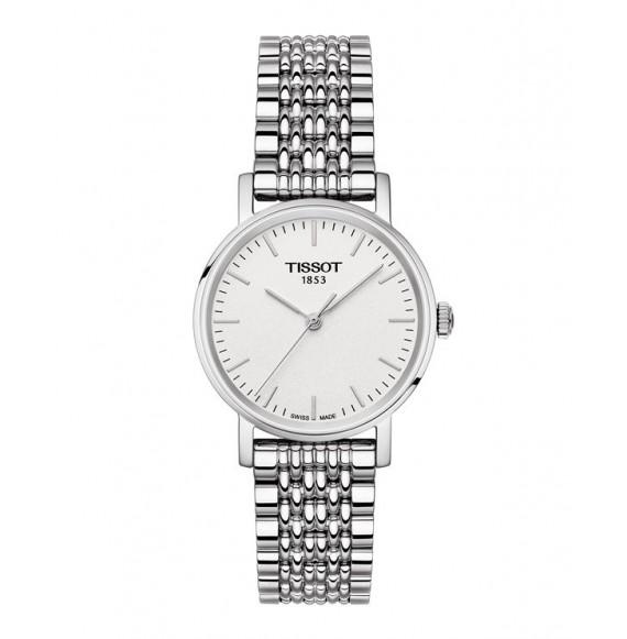 Reloj Tissot T-Classic Everytime Small T109.210.11.031.00 Cuarzo de acero para Mujer