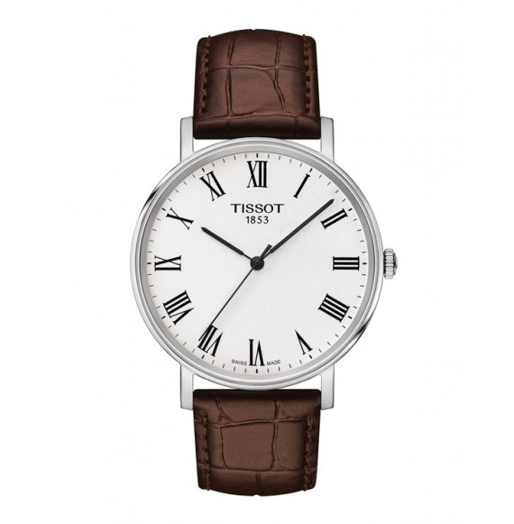 Reloj Tissot T-Classic Everytime Medium T109.410.16.033.00 Cuarzo de acero para hombre