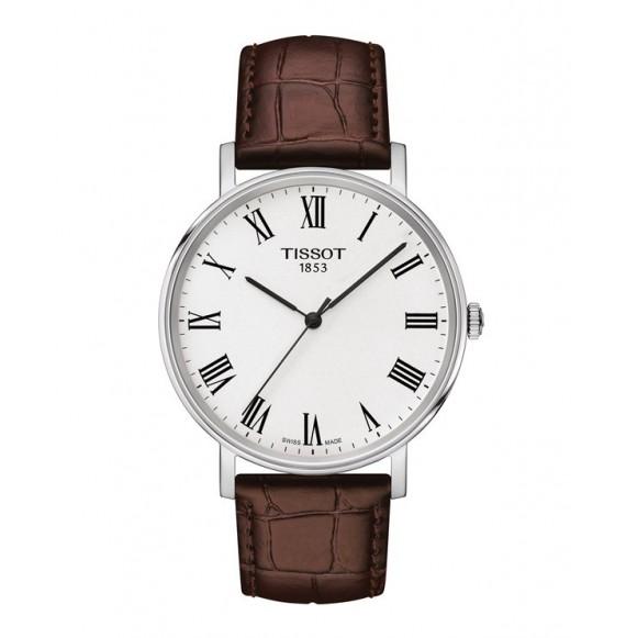Reloj Tissot Tradition 5.5 Cuarzo de acero para hombre