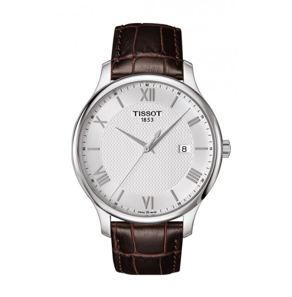 Reloj Tissot Tradition T063.610.16.038.00 Cuarzo de acero para hombre
