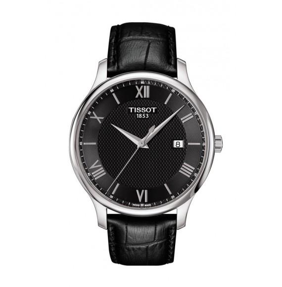 Reloj Tissot Tradition T063.610.16.058.00 Cuarzo de acero para hombre