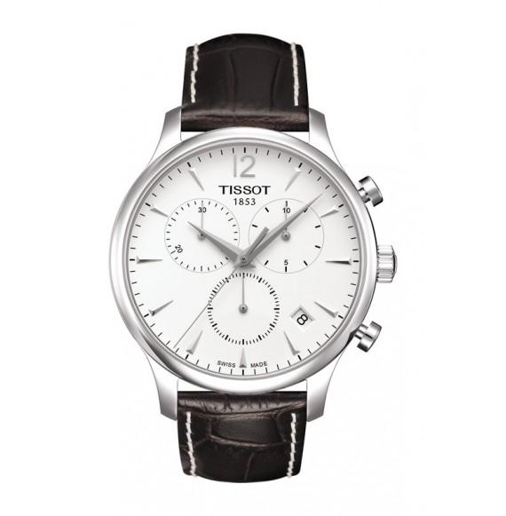 Reloj Tissot Tradition Chronograph T063.617.16.037.00 Cuarzo para hombre