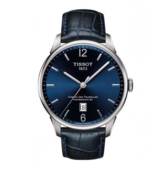 Reloj Tissotc T-Classic Chemin des Tourelles Powermatic 80 T099.407.16.047.00 Automático para hombre