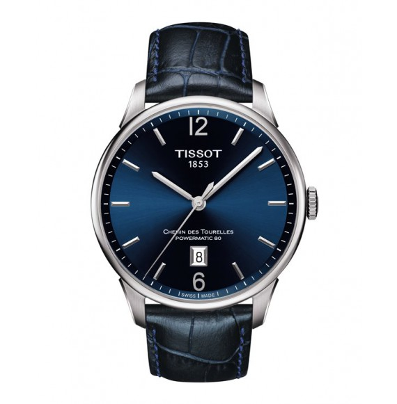 Reloj Tissotc Chemin des Tourelles Powermatic 80 T099.407.16.047.00 Automático para hombre