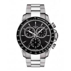 Reloj Tissot V8 Quartz Chronograph de acero para hombre