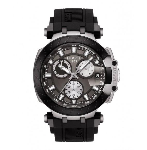 Reloj Tissot T-Race Chronograph T115.417.27.061.00 Cuarzo de acero para hombre