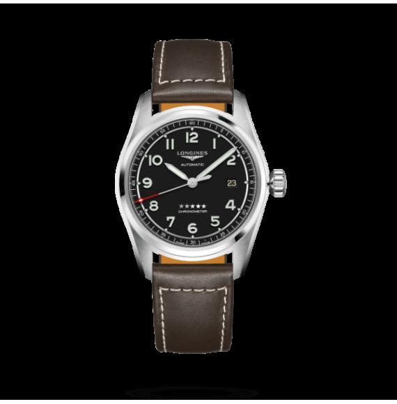 Reloj Longines Spirit L3.810.4.53.0 automático de acero para hombre