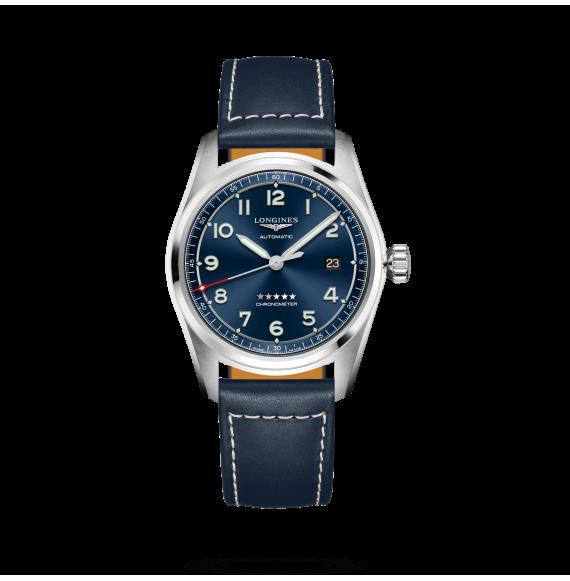 Reloj Longines Spirit L3.810.4.93.0 automático de acero para hombre