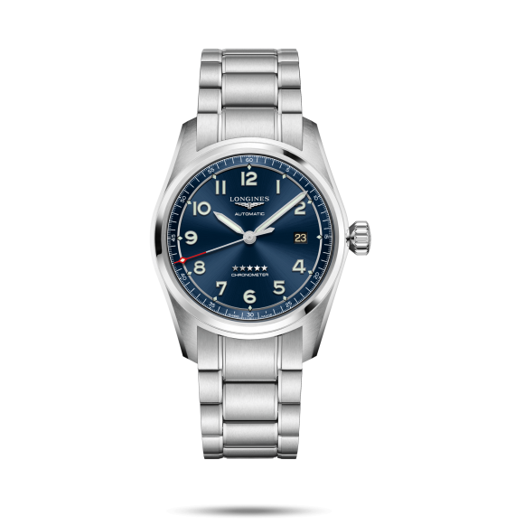 Reloj Longines Spirit L3.810.4.93.6 automático de acero para hombre
