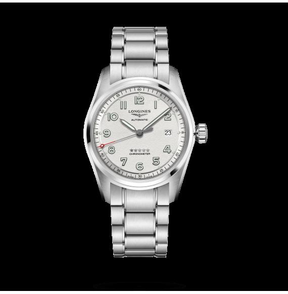 Reloj Longines Spirit Prestige Edition L3.810.4.73.9  automático de acero para hombre