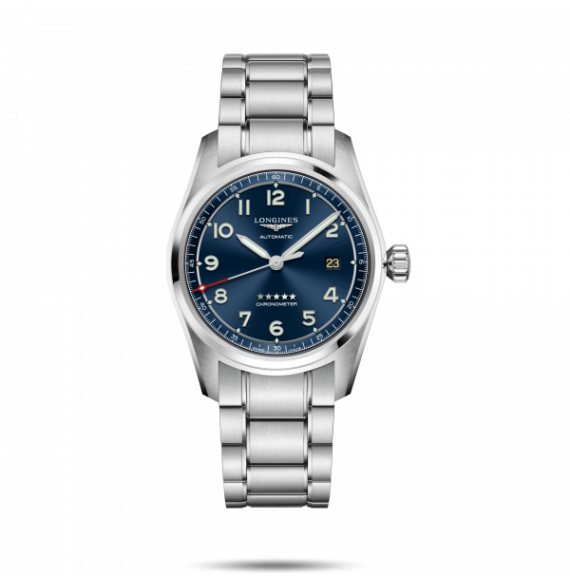Reloj Longines Spirit Prestige Edition L3.810.4.93.9 automático de acero para hombre