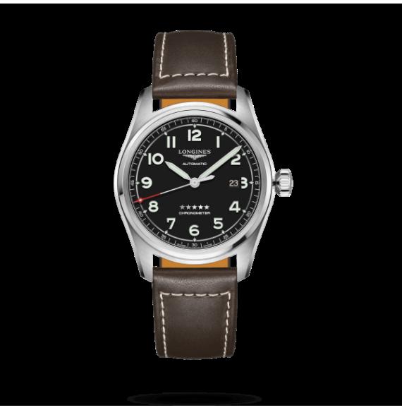 Reloj Longines Spirit L3.811.4.53.0 automático de acero para hombre