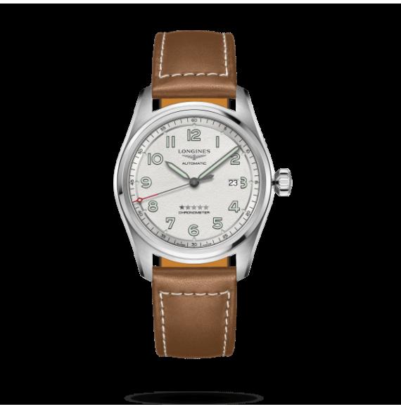 Reloj Longines Spirit L3.811.4.73.2 automático de acero para hombre