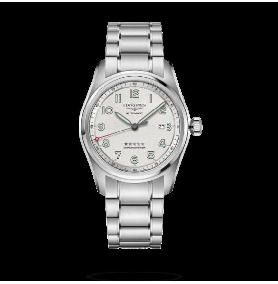 Reloj Longines Spirit  L3.811.4.73.6 automático de acero para hombre