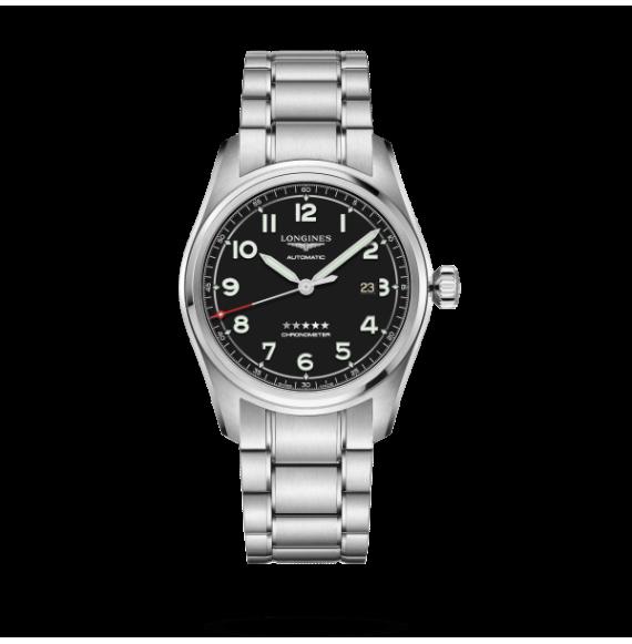 Reloj Longines Spirit Prestige Edition L3.811.4.53.9 automático de acero para hombre