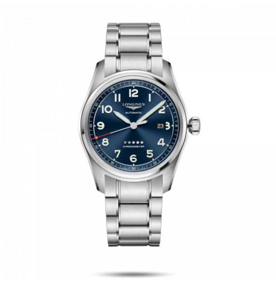 Reloj Longines Spirit Prestige Edition L3.811.4.93.9 automático de acero para hombre