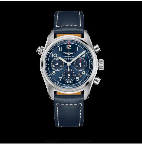 Reloj Longines Spirit L3.820.4.93.0 automático con cronógrafo para hombre