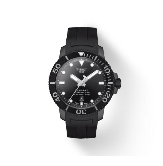 Reloj Tissot T-Sport Seastar 1000 Powermatic 80 T120.407.37.051.00 para hombre
