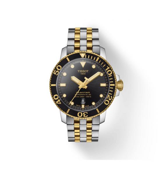 Reloj Tissot T-Sport Seastar 1000 Powermatic 80 T120.407.22.051.00 para hombre