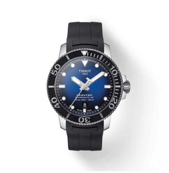 Reloj Tissot T-Sport Seastar 1000 Powermatic 80  Automático para hombre