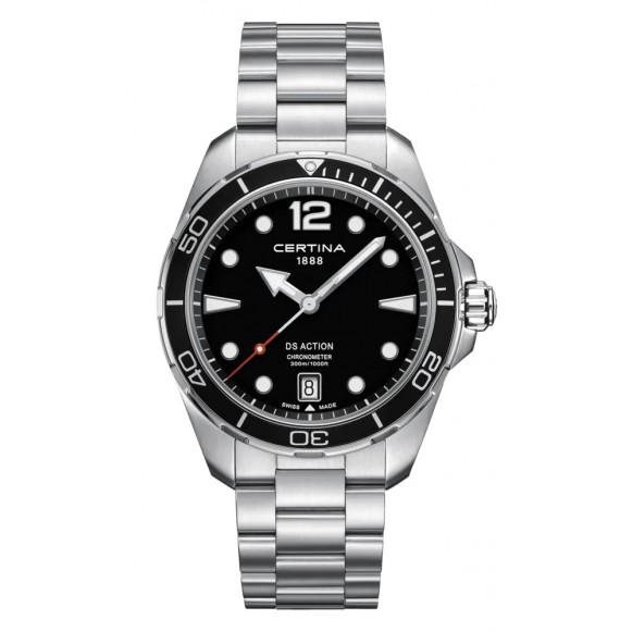 Reloj Certina DS Action C032.451.11.057.00 cuarzo de acero para hombre