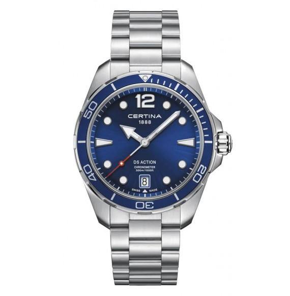 Reloj Certina DS Action C032.451.11.047.00 cuarzo de acero para hombre