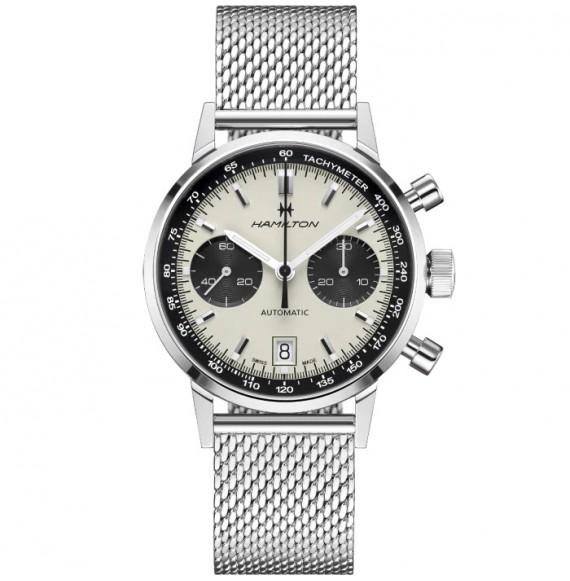 Reloj Hamilton American Classic Intra-Matic Auto Chrono H38416111 para hombre