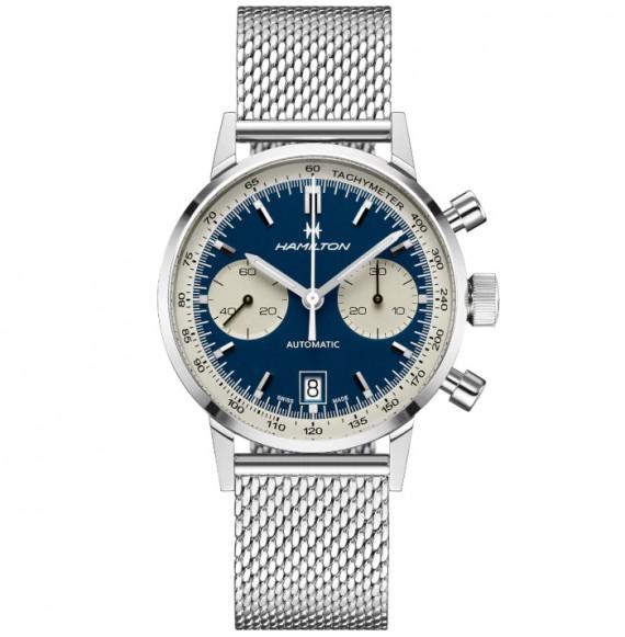 Reloj Hamilton American Classic Intra-Matic Auto Chrono H38416141 para hombre