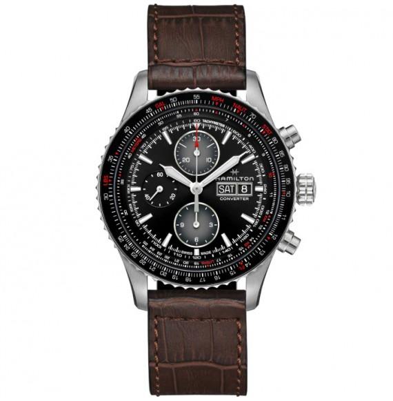 Reloj Hamilton Khaki Aviation Converter Auto Chrono H76726530 para hombre