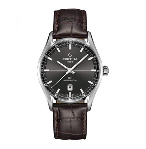 Reloj Certina DS-1 Powermatic 80 C029.407.16.081.00 automático de acero para hombre