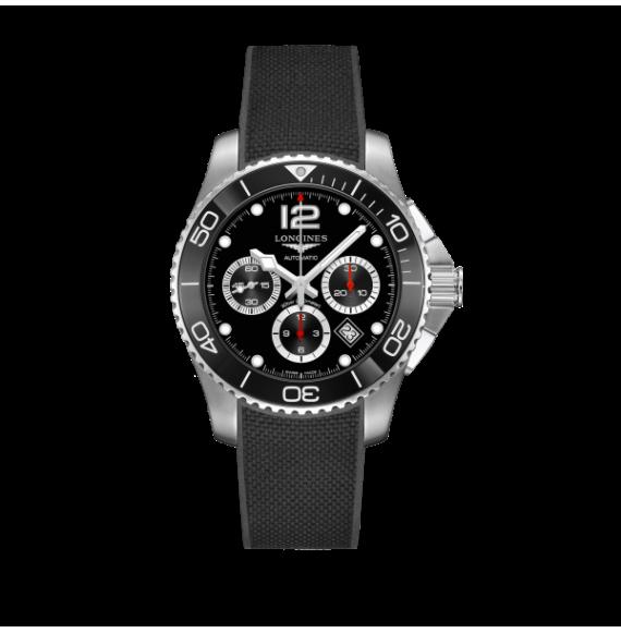 Reloj Longines HydroConquest L3.883.4.56.9 automático con cronógrafo para hombre