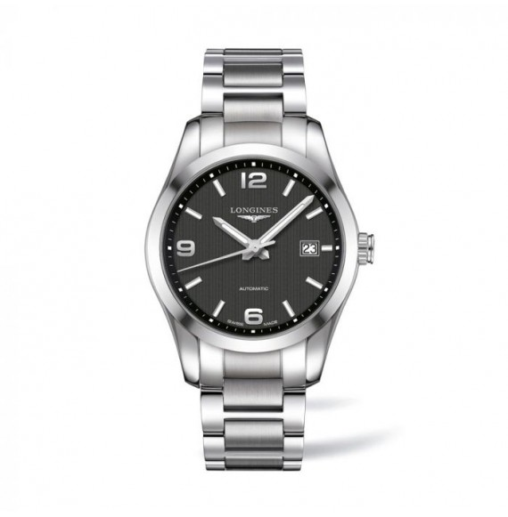 Reloj Longines Conquest Classic L2.785.4.56.6 automático de acero para hombre