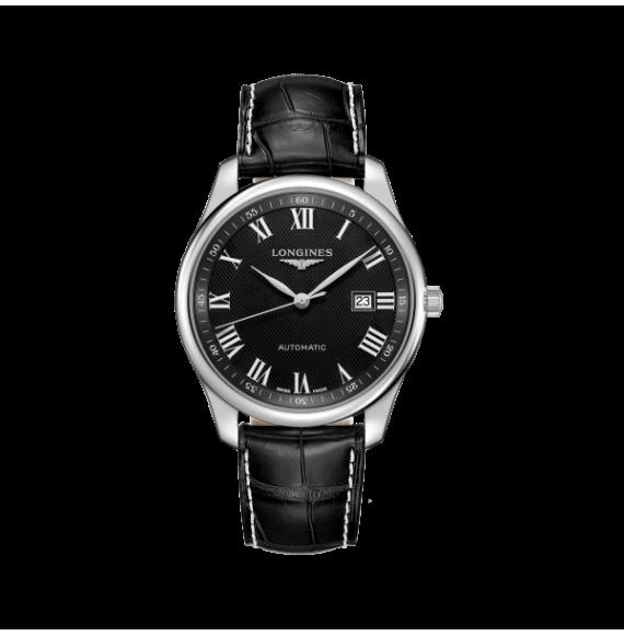 Reloj Longines Master Collection L2.893.4.51.7 automático de acero para hombre