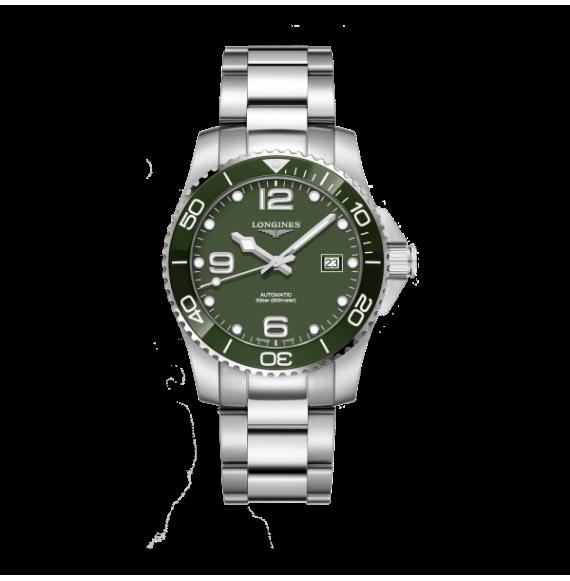 Reloj Longines HydroConquest L3.781.4.06.6 automático de acero para hombre