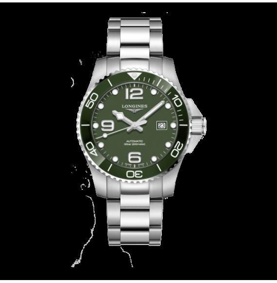 Reloj Longines HydroConquest L3.782.4.06.6 automático de acero para hombre