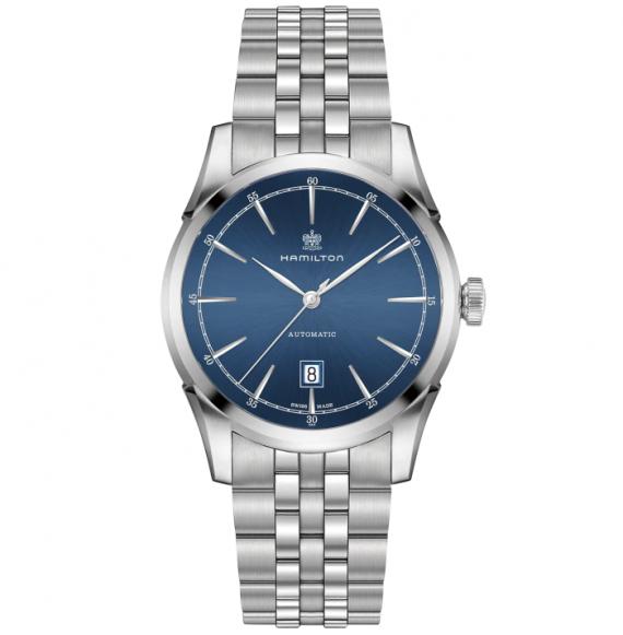 Reloj  Hamilton American Classic Spirit of Liberty Auto H42415041 de acero para hombre