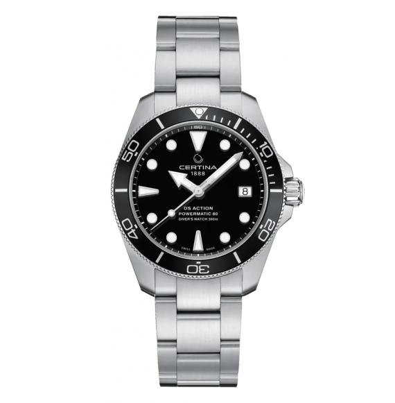 Reloj Certina DS Action Diver C032.807.11.051.00 automático de acero para hombre