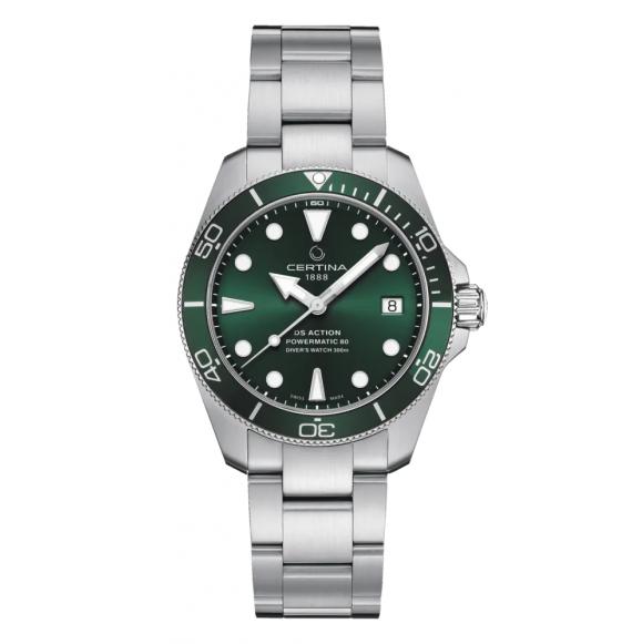 Reloj Certina DS Action Diver C032.807.11.091.00 automático de acero para hombre