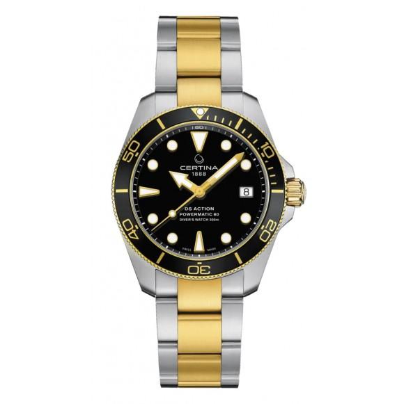 Reloj Certina DS Action Diver C032.807.22.051.00 automático de acero para hombre