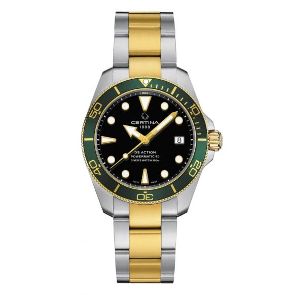 Reloj Certina DS Action Diver C032.807.22.051.01 automático de acero para hombre