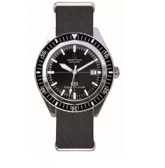 Reloj Certina DS Super PH500M C037.407.18.050.00 automático de acero para hombre