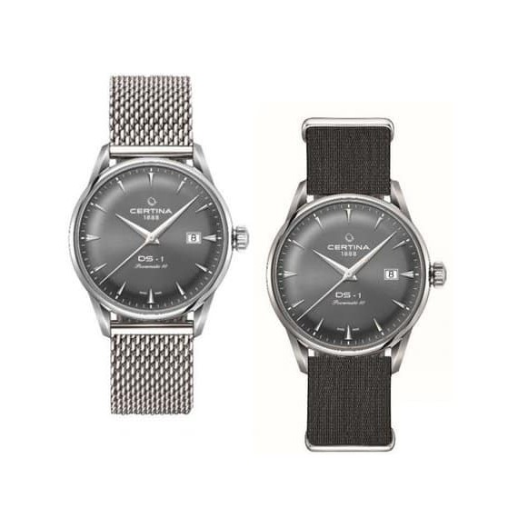 Reloj Certina DS 1 Powermatic 80 C029.807.11.081.02 automático para hombre