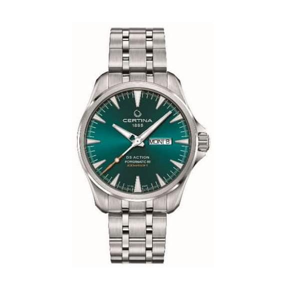 Reloj Certina DS Action Day-Date C032.430.11.091.00 automático de acero para hombre