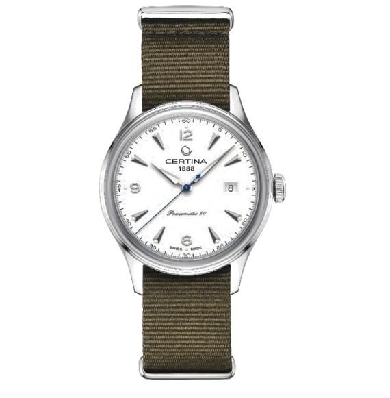 Reloj Certina DS Powermatic 80 C038.407.18.037.00 automático de acero para hombre