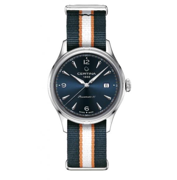 Reloj Certina DS Powermatic 80 C038.407.18.047.00 automático de acero para hombre