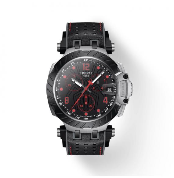 Reloj Tissot T-Race Chronograpch Marc Marquez Limited Edition T115.417.27.057.01 cuarzo para hombre