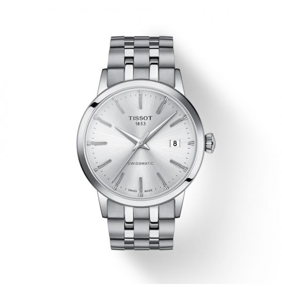 Reloj Tissot T-Classic Dream Swissmatic T129.407.11.031.00 automático de acero para hombre